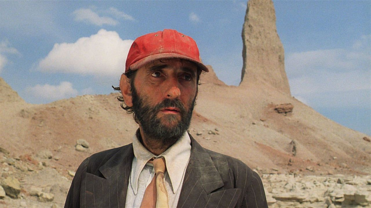 Harry Dean Stanton, star de Paris, Texas, est mort