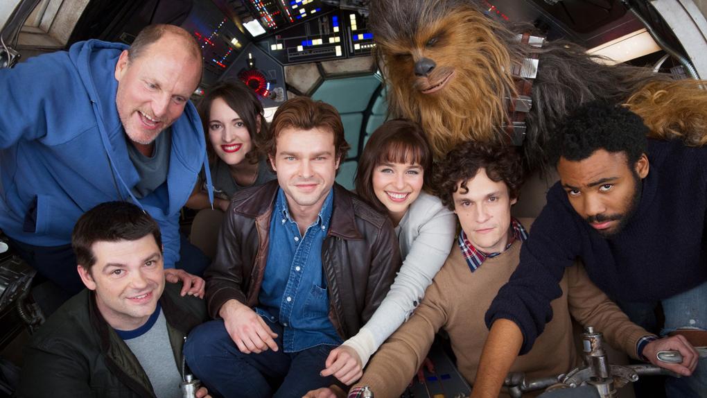 Alden Ehrenreich est... Han Solo