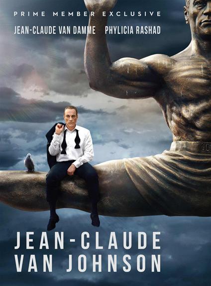 Jean-Claude Van Johnson - S01