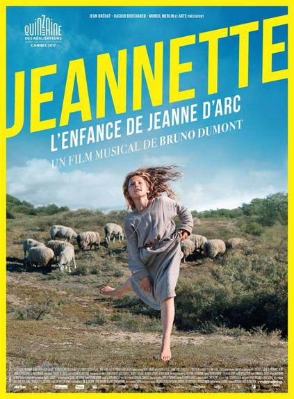 Jeannette, l'enfance de Jeanne d'Arc de Bruno Dumont