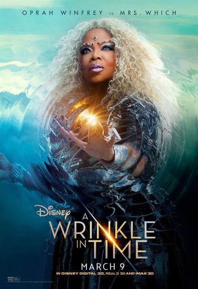 Oprah Winfrey est Mrs. Quidam