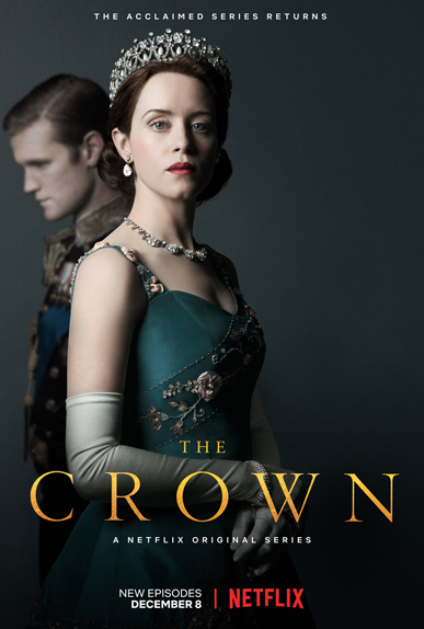 The Crown : 2 nominations