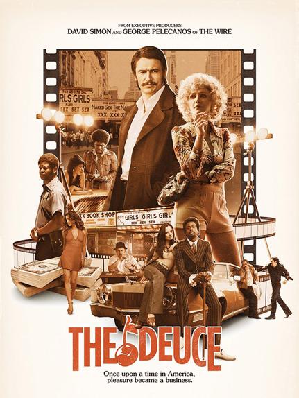 The Deuce : 1 nomination