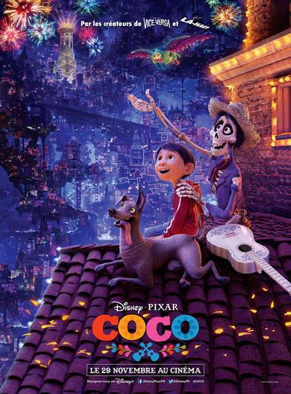 N°1 - Coco : 18,3 millions de dollars de recettes