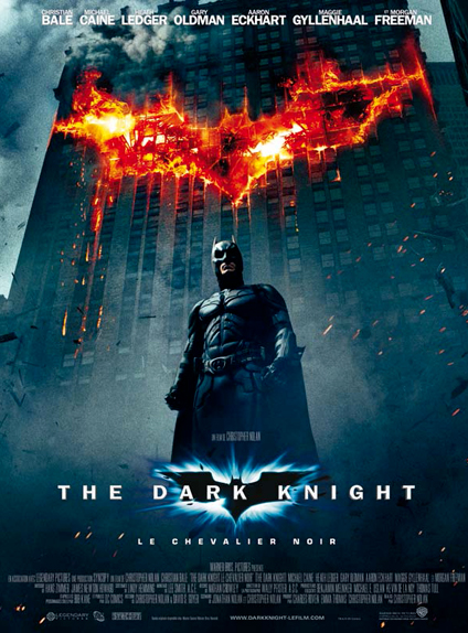 THE DARK KNIGHT : 1,004 milliard