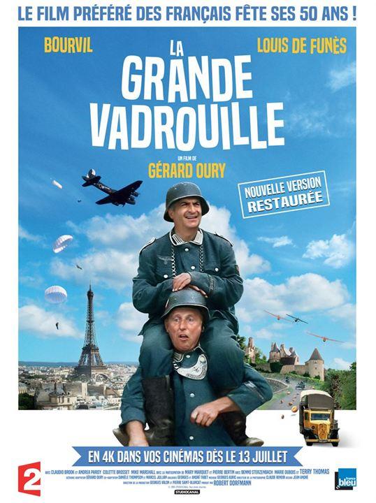 7. La Grande Vadrouille de Gérard Oury