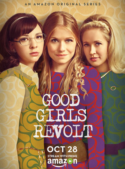 GOOD GIRLS REVOLT - Annulée