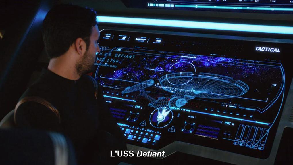 U.S.S. Defiant