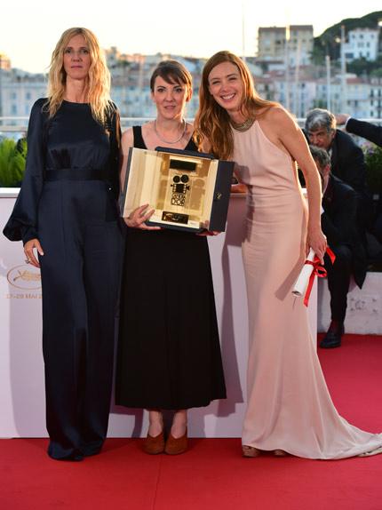 Jeune femme de Léonor Serraille a reçu la Caméra d'or à Cannes en 2017