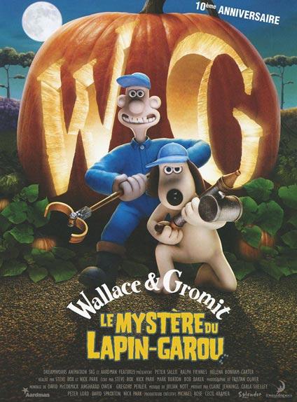 """Le générique de """"Wallace et Gromit"""" liste les bébés nés pendant la production"""
