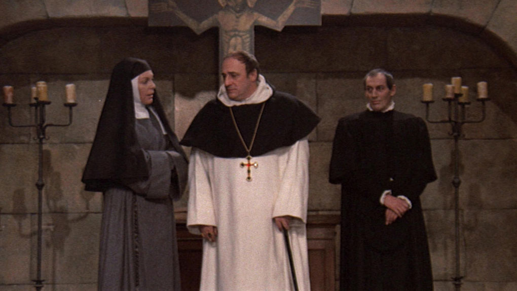 BONUS : The Sinful Nuns of Saint Valentine (1974)