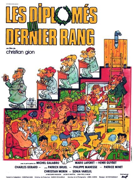 Réalisé par Christian Gion (1982)