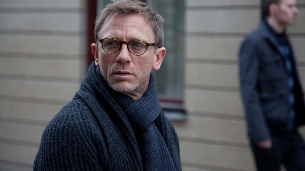 Daniel Craig en mode... journaliste : Millenium Les Hommes qui n'aimaient pas les femmes (2012)