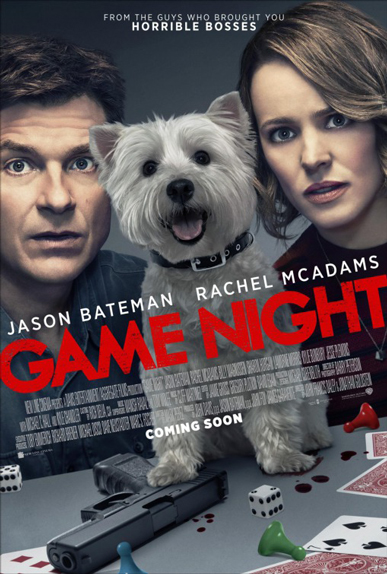 N°5 - Game Night : 7,90 millions de dollars de recettes