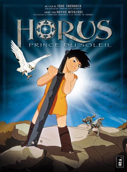 Horus, prince du soleil (1968)
