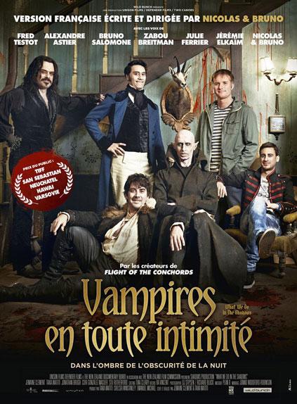 Vampires en toute intimité, bientôt la série !