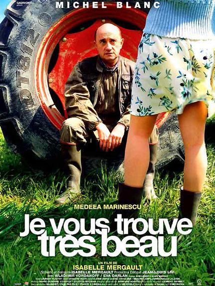 """Après """"Je vous trouve très beau"""", César du Meilleur Premier film en 2007..."""