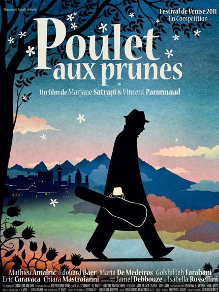 """""""Poulet aux prunes"""" sort en salles en 2011"""