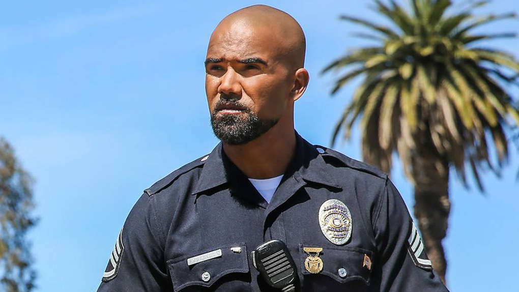 Shemar Moore - S.W.A.T.