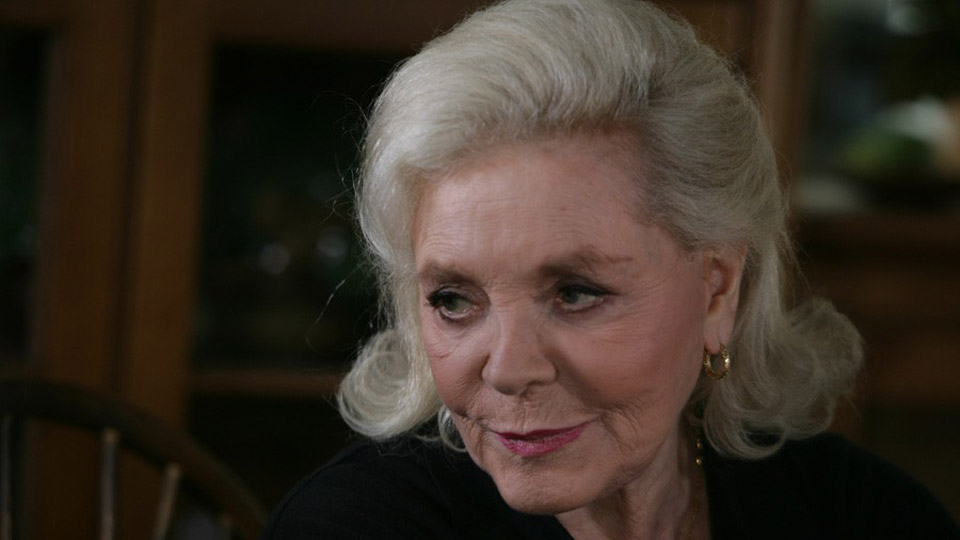 Lauren Bacall à 88 ans