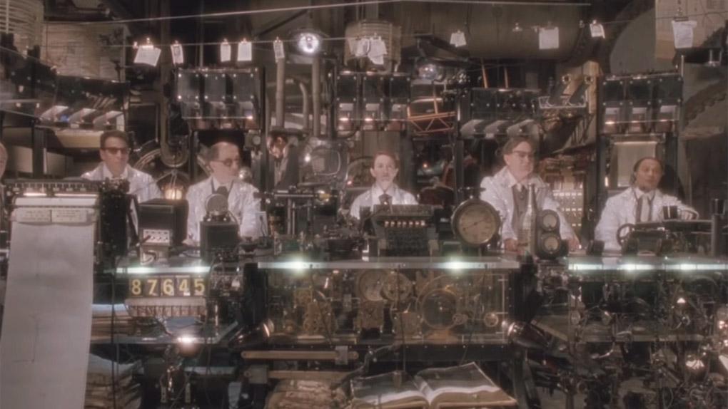 """Le rétro-futurisme de """"L'Armée des douze singes"""""""