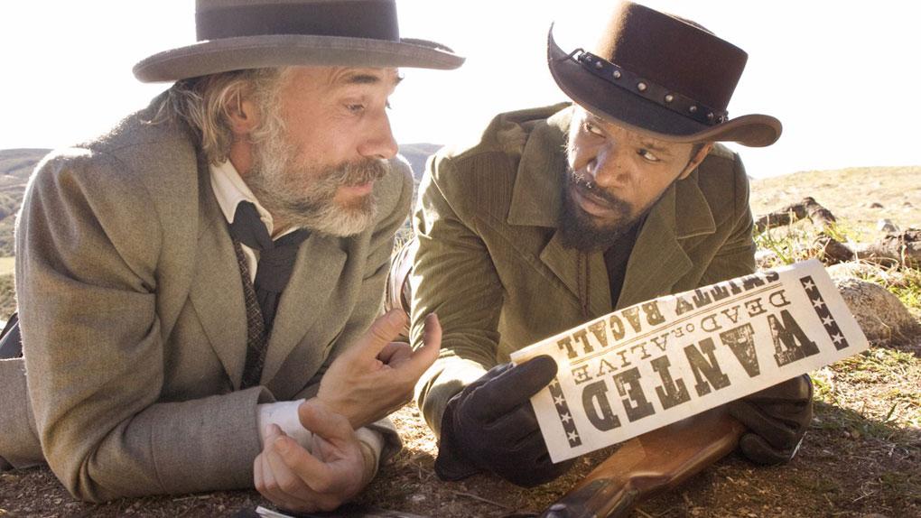"""""""Le cinéphage qui fait du neuf avec du vieux"""" - le western et Django Unchained"""