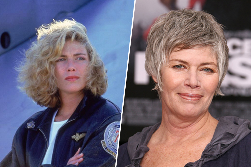 "Kelly McGillis – Charlotte ""Charlie"" Blackwood"