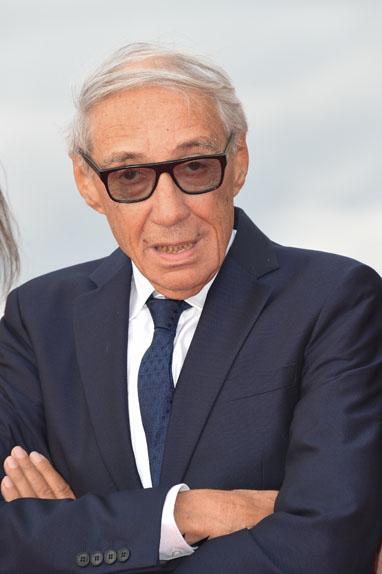 André Téchiné, le Président de ce 32e Festival de Cabourg