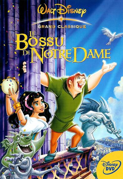 N°18 - Le Bossu de Notre-Dame : 6 810 321 entrées