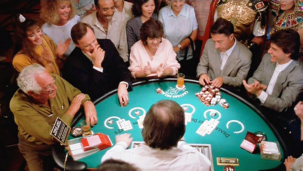 Dans quel film Dustin Hoffman et Tom Cruise font une descente au casino ? (Réponse page suivante)