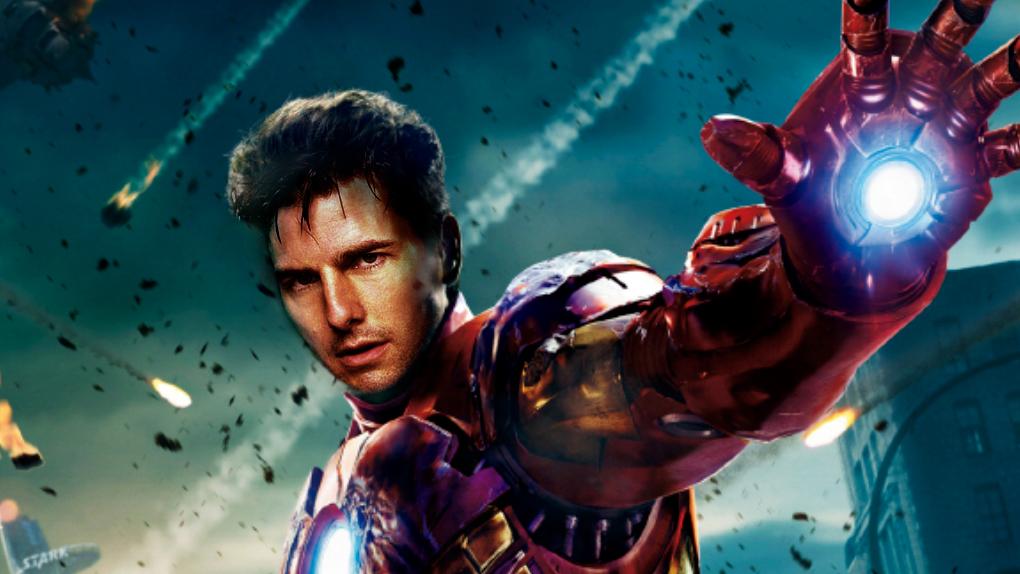 Tom Cruise aurait pu jouer Iron Man