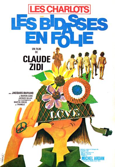 18 - Les Bidasses en folie (1971)