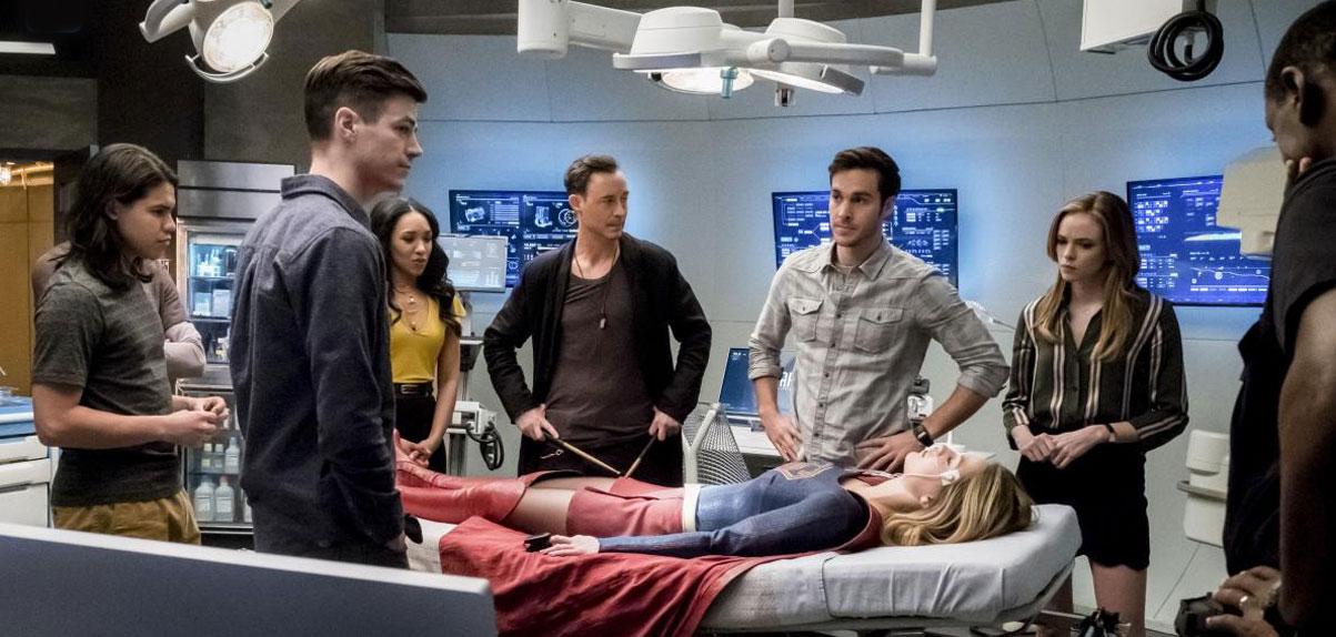 """Dans l'épisode musical de la saison 3 de """"Flash"""""""