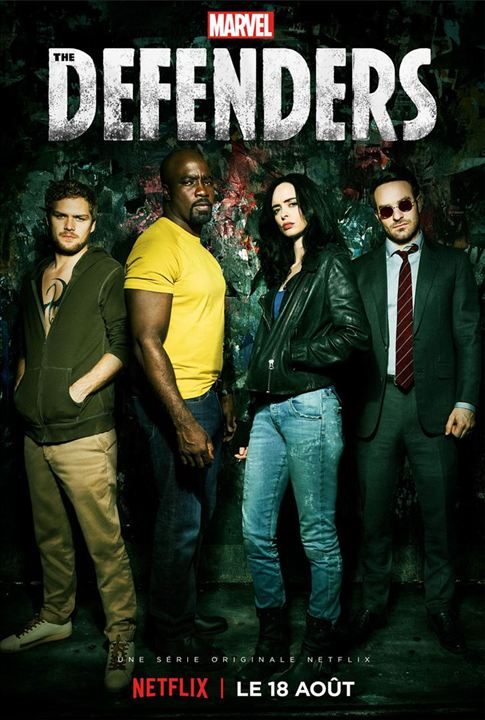 DEFENDERS - Terminée