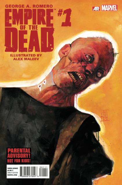 EMPIRE OF THE DEAD - Abandonné (AMC)