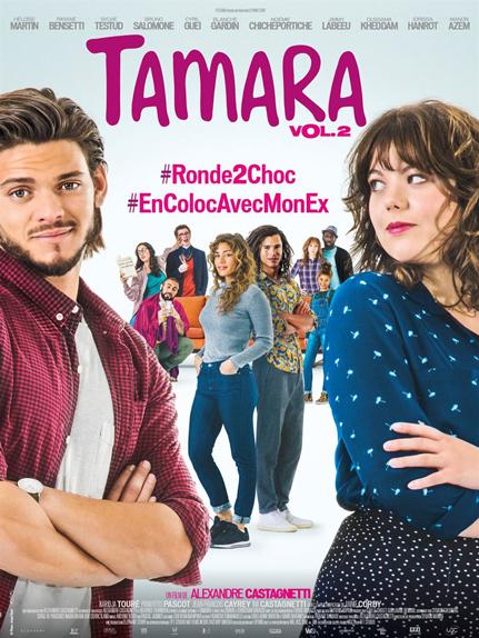 N°5 - Tamara Vol.2 : 93 055 entrées