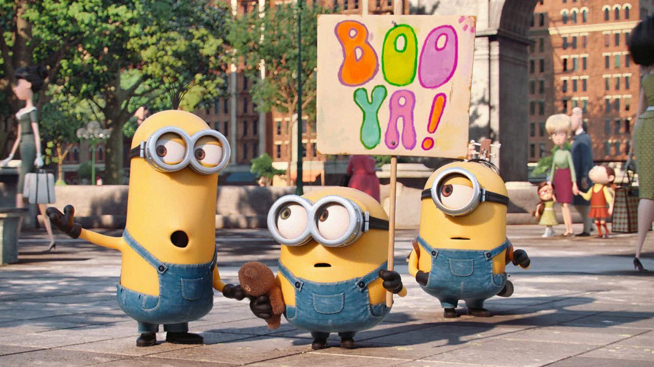 2015 - Les Minions : 6 588 715 entrées