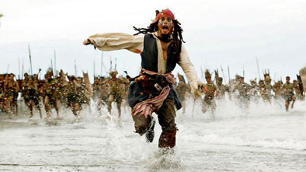 2006 - Pirates des Caraïbes : Le Secret du Coffre Maudit : 6 522 014 entrées