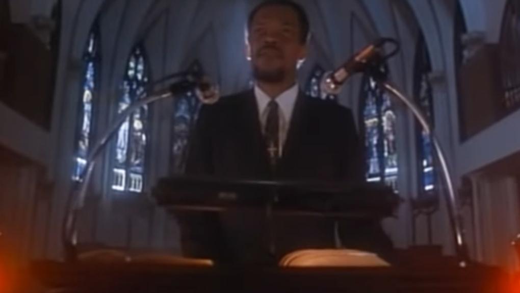 """Samuel L. Jackson dans """"Def by Temptation"""" (1990)"""