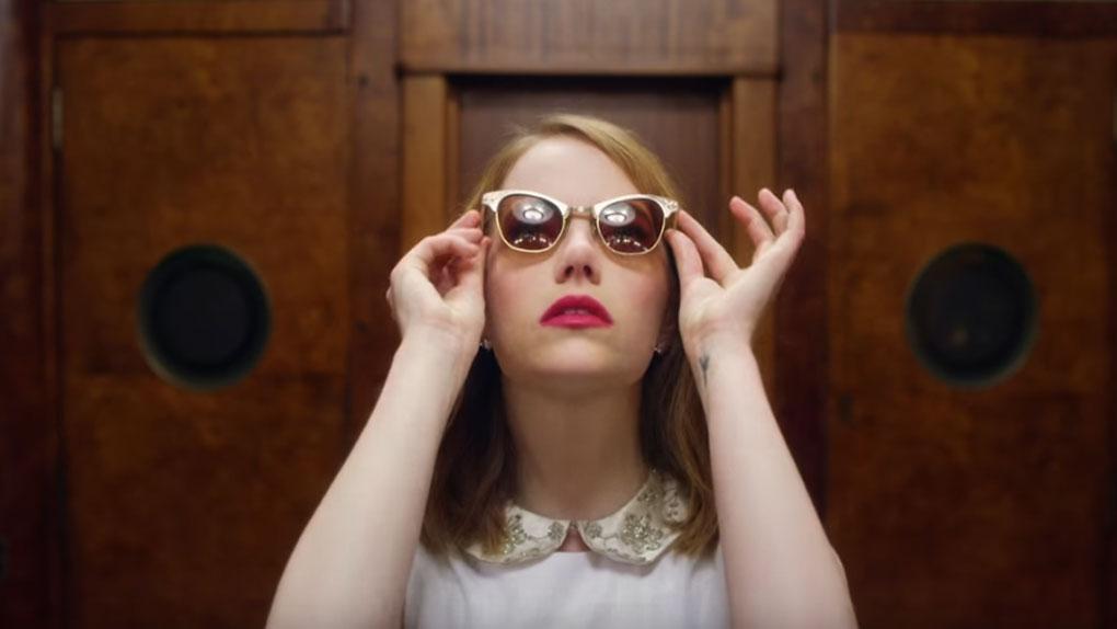 Emma Stone en mode comédie musicale pour Will Butler (Aracade Fire)