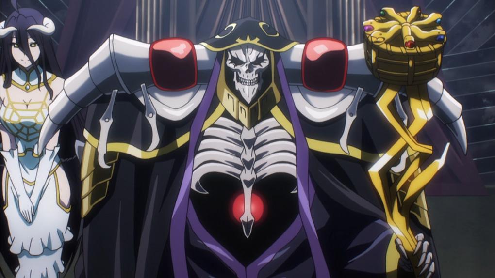 10/ Overlord (saison 3)