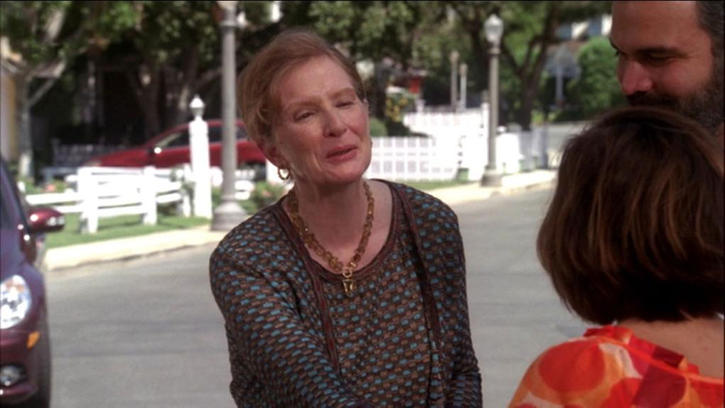 Frances Conroy dans la saison 5