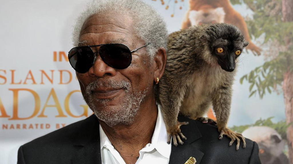 Un hommage sera rendu à Morgan Freeman