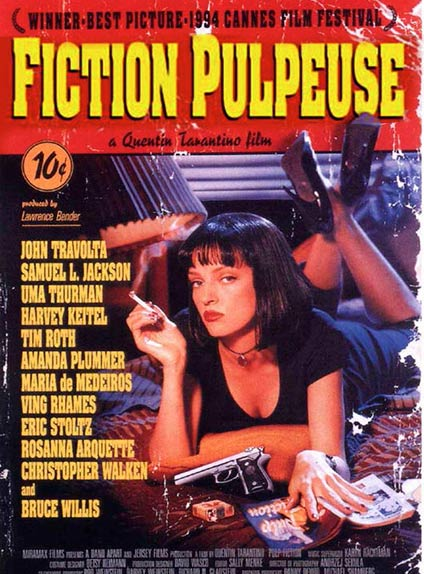 Fiction pulpeuse