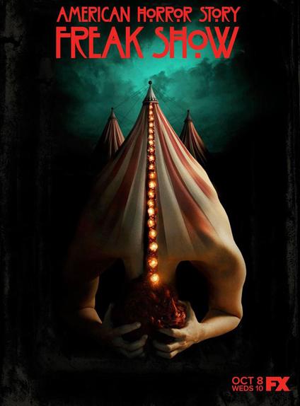American Horror Story Saison 4 - Freak Show