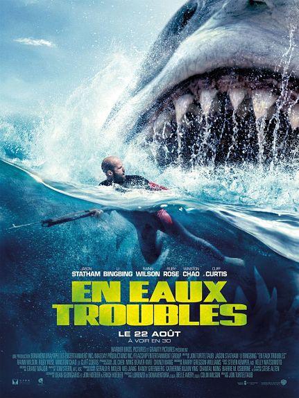 N°2 - En eaux troubles : 193 395 entrées