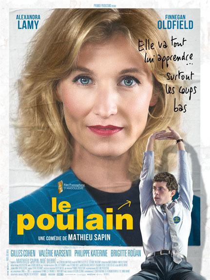 Mathieu Sapin - Le Poulain (2018)