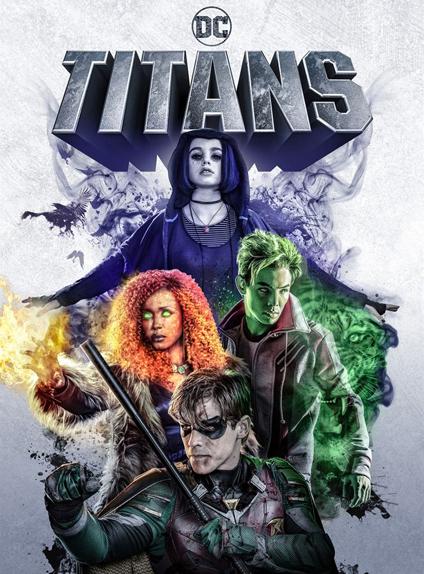 TITANS - Renouvelée