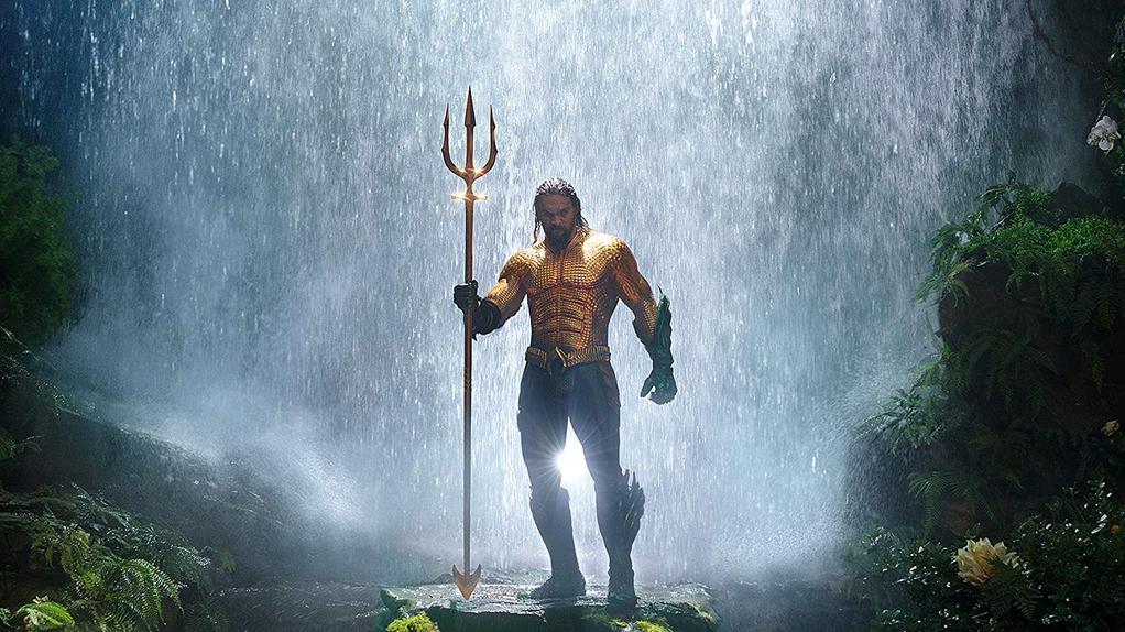 Aquaman avec Jason Momoa, Amber Heard, Willem Dafoe...
