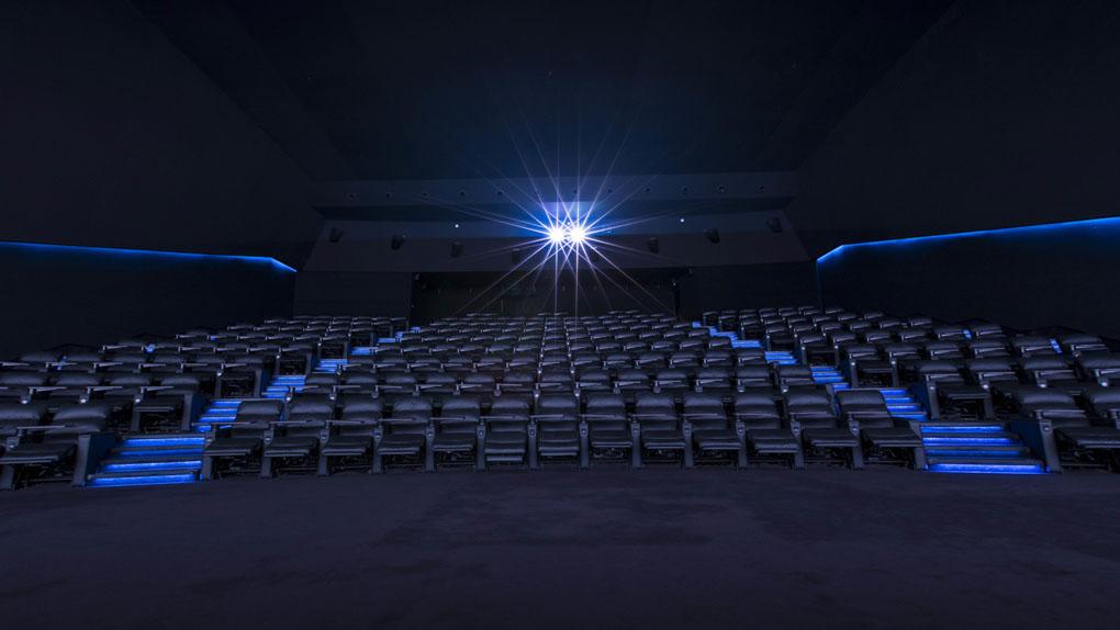 La salle DOLBY CINEMA Pathé Belle-Épine de Thiais
